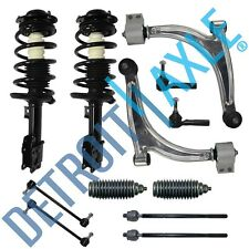 Brand New 12pc Complete Front Suspension Both (2) Front Complete Strut Assembly