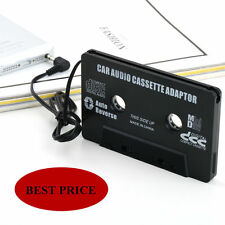 Car Cassette Tape Adapter Converter for MP3 iPhone 44S iPod Touch Nano CD NEW