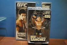 "Diego ""Nightmare"" Sanchez UFC Collectible Figure Round 5 Ultimate Collector"