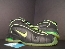 Nike Air Max PENNY 05 HOH HOUSE OF HOOPS BLACK ELECTRIC GREEN 438793-033 DS 11.5
