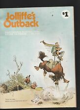 Jolliffe's Outback Cartoons and Australiana Study to Frame - No 106 Collectable