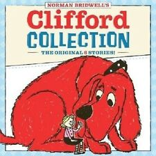 Clifford Collections, The Original 6 stories, hard cover w/ BONUS, New!!