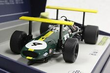 SCALEXTRIC C3702A BRABHAM BT-26A/3 JACKY ICKX SERIAL NUMBER LTD 1/32 SLOT CAR