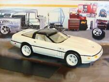 1988 88 Chevrolet 35th Anniversary Edition Corvette C4 1/64 Scale Limited Edit Y
