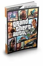 Grand Theft Auto V Signature Series Strategy Guide: Updated and Expanded Bradyg
