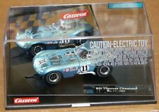 CARRERA #27452 Evolution 1/32 scale Bill Thomas Cheetah #11 1965 slot car NOS