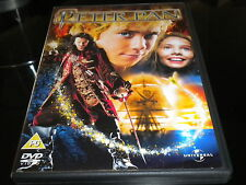 Peter Pan - DVD - Region 2&4 PAL - 2004 - Rating PG - Jason Isaacs