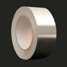 "1 Roll 2"" x 83 Ft Aluminum Foil Heat Shield Tape Reflector Sealing Adhesive"