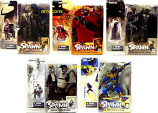 McFarlane Toys Spawn Series 25 5 Action Figure Set Redeemer Raven Spawn New 2004