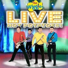 The Wiggles : Live: Hot Potatoes CD (2005)