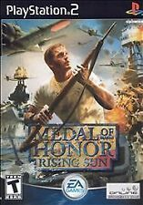 Medal of Honor: Rising Sun (Sony PlayStation 2, 2003)