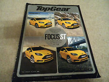 TopGear Magazine Subscribers Edition July 2012 Focus ST