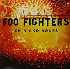 FOO FIGHTERS - SKIN AND BONES 2 VINYL LP NEU