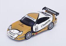 """Porsche 996 #911 GT3 Road Challenge """"Gold/White"""" 2004 (Spark 1:43 / S4479)"""