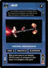Star Wars CCG Theed Palace DFS-327