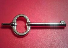forces standard cuff key handcuff key fits handcuffs leg irons and waistchains