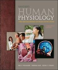 Vander's Human Physiology: The Mechanisms of Body Function, 13th Edition by Wid