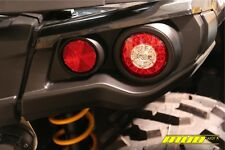 LED Rear Lights, CAN AM Outlander G2  500,650,800,1000 XMR LED SWAP KIT