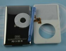 iPod Video 5th Gen 30GB Front&Back Cover+Click Wheel(White)