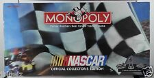 Vintage Monopoly NASCAR Edition 1997 Complete Board Stock Car Auto Racing