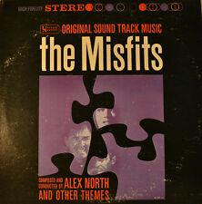 """OST - SOUNDTRACK - THE MISFITS - ALEX NORTH   12"""" LP (L450)"""