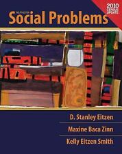 Social Problems, Census Update by Maxine Baca Zinn, Kelly Eitzen Smith and D....