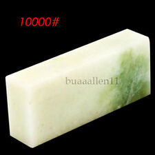 10000# Grit Polishing Sharpening Stone Knife Sharpener Whetstone Oilstone Block