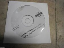 New ! Genuine Samsung CLX-4190 Printer CD Software Drivers JC46-00537A