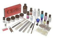 OPI Acrylic Nail CLARITE Odorless Liquid Powder EDUCATIONAL Kit