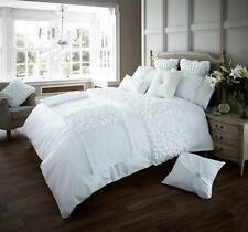 Verina Duvet Cover with Pillow Case Quilt Cover Bedding Set Single Double King