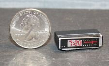 Dollhouse Miniature Alarm Clock  Non-working   1:12 one inch scale  F52
