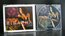 Rihanna - Hate That I Love You 4 Track CD Single Incl Video