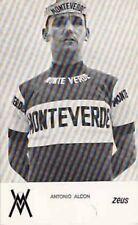 ANTONIO ALCON Cyclisme ciclismo MONTEVERDE 74 ciclista Cycling La Vuelta vélo