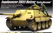 Academy 1/35 Plastic Model Kit Jagdpanzer 38(t) Hetzer Early Version 13278 NIB