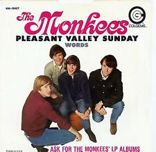 Monkees - Pleasant valley sunday (USA 1967)