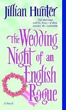 The Wedding Night of an English Rogue by Jillian Hunter (2005)Pb