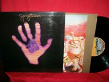 GEORGE HARRISON Living in the material world LP + Poster + Inner 1973 ITALY EX+