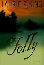 Folly King, Laurie R. Hardcover