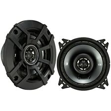Kicker CS Series 4 Inch Coaxial EVC 2 Way 600 Watt Car Speakers 43CSC44 (Pair)