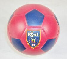 Real Salt Lake FoamHead Mini Indoor/Outdoor Soccer Ball ~CASE LOT 12 BALLS