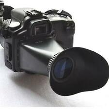 V1 2.8X Magnifier Extender Magnetic LCD Viewfinder Hood For Canon 5DII 7D 500D