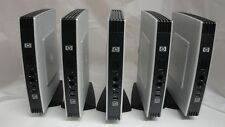 5 Pcs HP Compaq T5740e WIN7 Thin Client Intel N280 4GB Flash / 2GB Ram WiFi