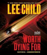 Lee Child WORTH DYING FOR Unabridged 11 CDs 14 Hr *NEW* $45.00 Value *FAST SHIP*
