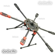 TAROT 680PRO Folding type carbon metal HEXA COPTER main frame Kit - TL68P00