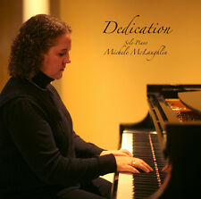 Dedication by Michele McLaughlin (2008-CD) New-Free Shipping