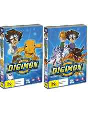 ▰ DIGIMON Digital Monsters 8-Disc DVD Complete Set 1999 ▰ ENGLISH Dub R4 Ep 1-54