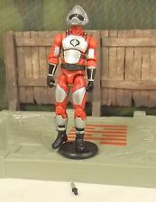 GI JOE 25th anniversary Cobra AVAC v2 Firebat pilot 2008 action figure A.V.A.C.
