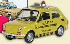 Fiat 126p Roadside Assistance - 1/43 - DeAgostini - Cult Cars of PRL 'S'