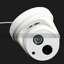 HD 1300TVL CCTV Array-IR LED Dome Camera Night Vision 2.8MM Wide Angel