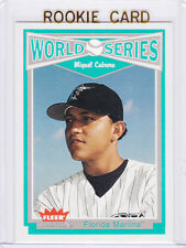 MIGUEL CABRERA Fleer Tradition ROOKIE CARD World Series BASEBALL RC Miggy Tigers